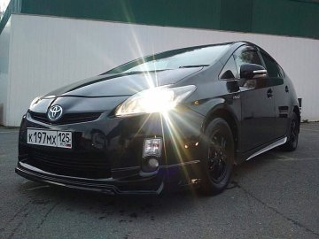"<span style=""font-weight: bold;"">TOYOTA PRIUS</span>"