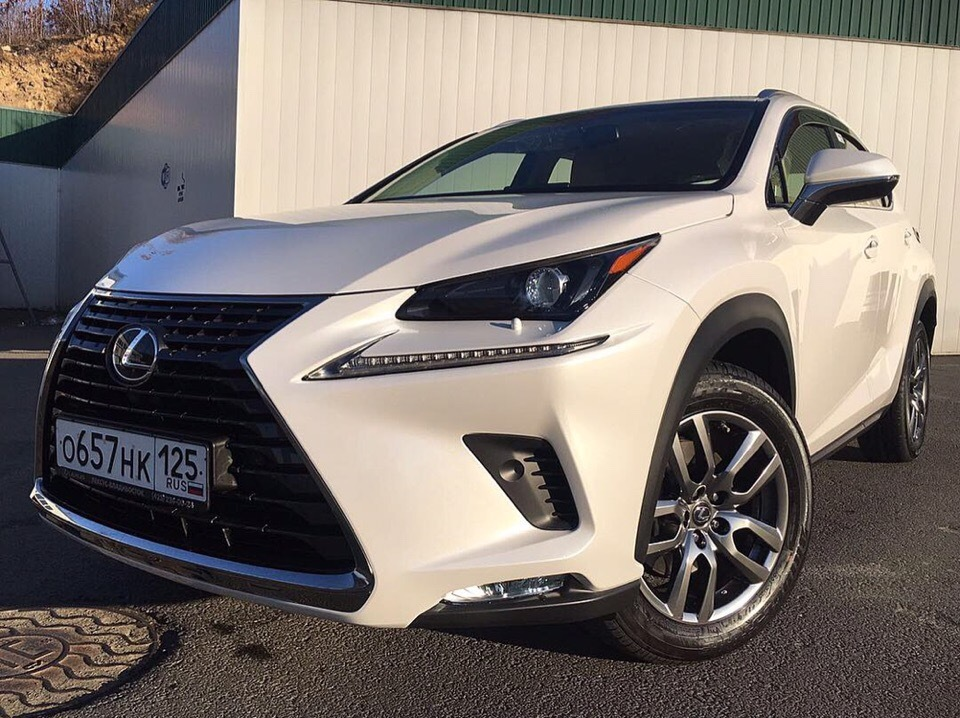 "<span style=""font-weight: bold;"">LEXUS NX</span>"
