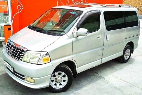 "<span style=""font-weight: bold;"">TOYOTA GRAND HIACE 4WD&nbsp;</span>"