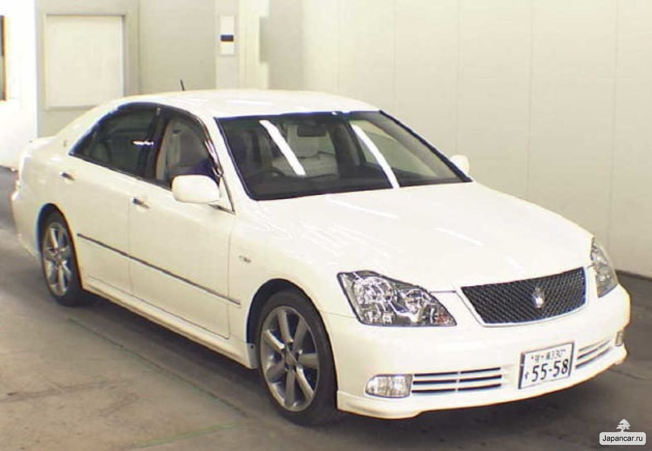 Toyota Crown<br>