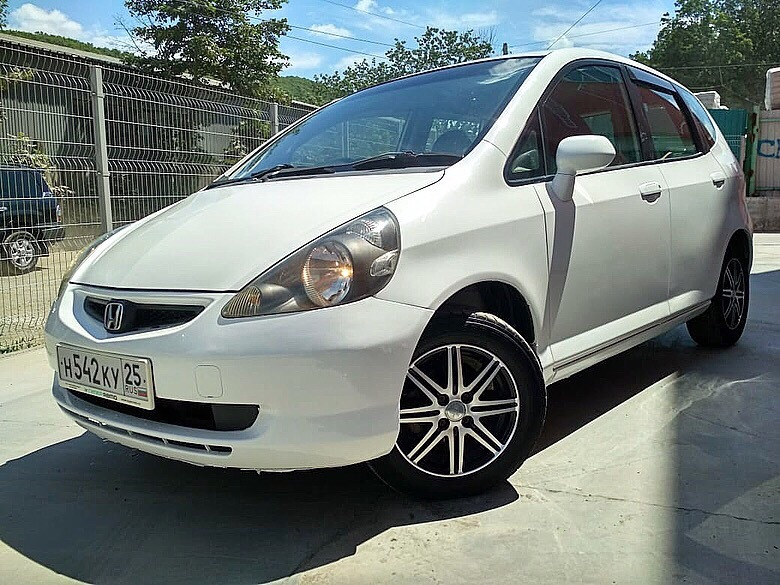 "<span style=""font-weight: bold;"">HONDA Fit &nbsp;</span>"